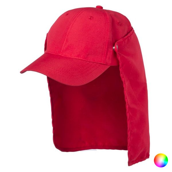 Trekking Cap With Neck Protector 145464