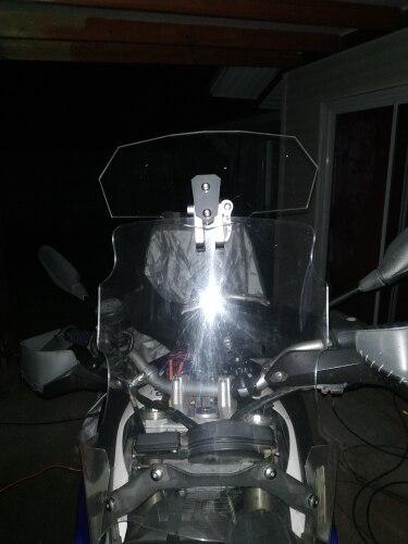 Defletores de vento e parabrisas Universal Ducati Ducati