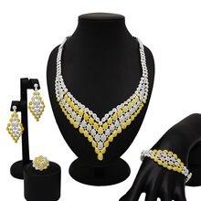Дубай золотые ювелирные изделия Женская мода ожерелье тонкие