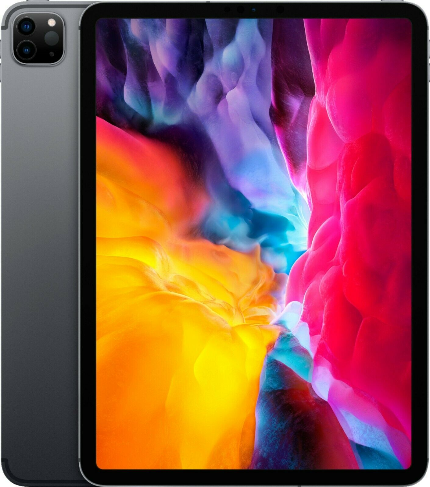 IPad Apple iPad Pro 2020, 512 ГБ, Wi-Fi + 4G (разблокированный), 11 дюймов