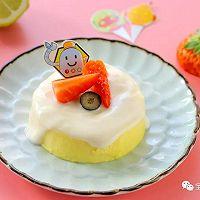 橙香酸奶蛋糕  宝宝辅食食谱的做法图解12
