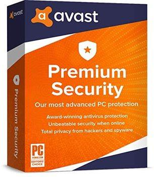 Avast Premium Security 2020 Antivirus PC Lifetime License Key