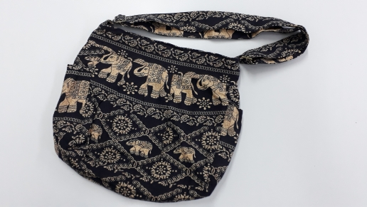 -- crossbody tribal elephant