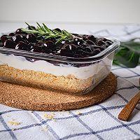 家庭简易版蓝莓奶酪蛋糕的做法图解14