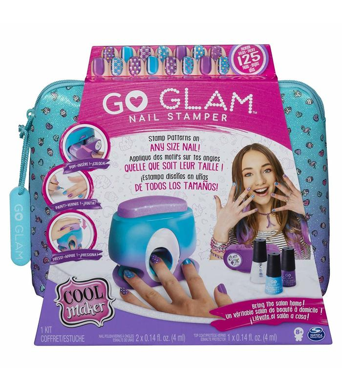 Studio Nail Glamour, Go Glam Toy Store