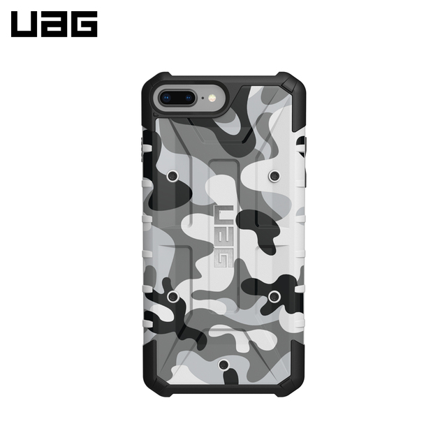 Защитный чехол UAG Pathfinder для iPhone 8/7 Plus цвет Белый камуфляж/IPH8/7PLS-A-WC/32