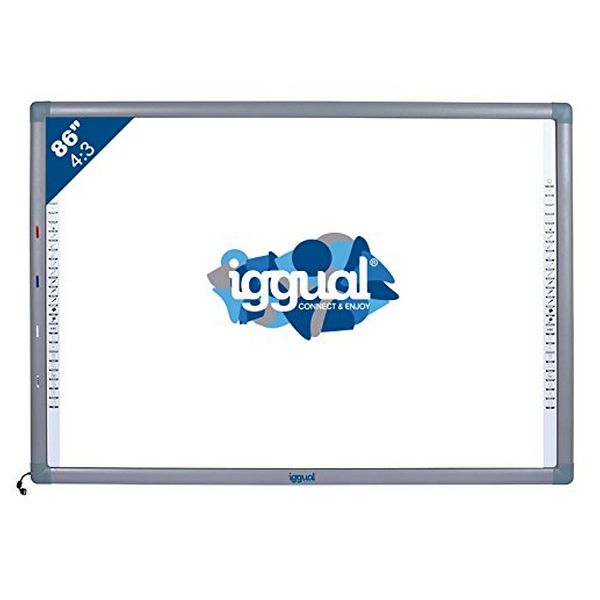 Interactive Whiteboard Iggual IGG314371 86