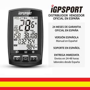 I GPS порт iGS50E (Испанская версия)-GPS велосипедный компьютер. Регистратор данных и маршруты. 2,2