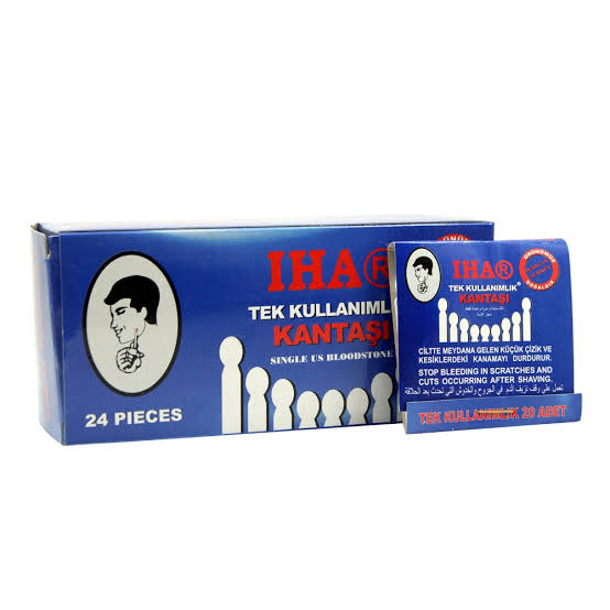 480 stücke Einzigen verwenden After Shave Alum Styptic Stick Bleistift Hundesalon Spiele