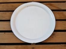 Powrót zielona jugosłowiańska biała taca Beg_2245 243590632 tanie tanio