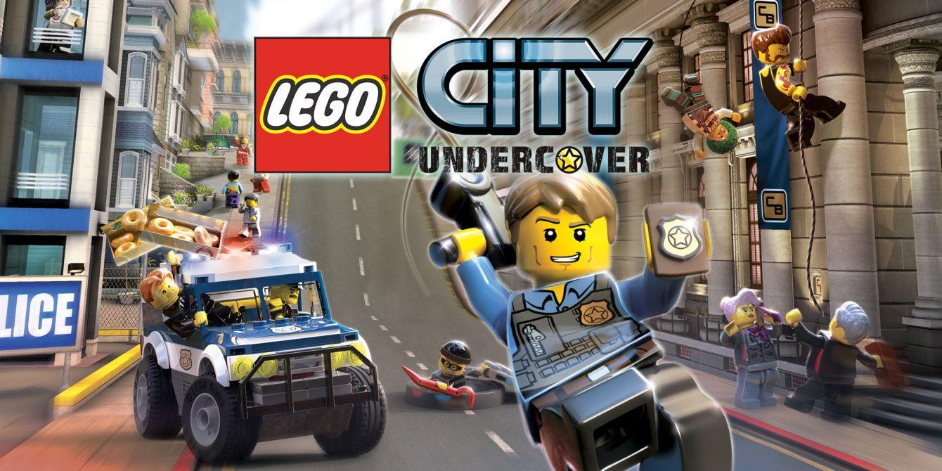 《乐高都市:卧底风云》Wii U版与3DS版从商店下架