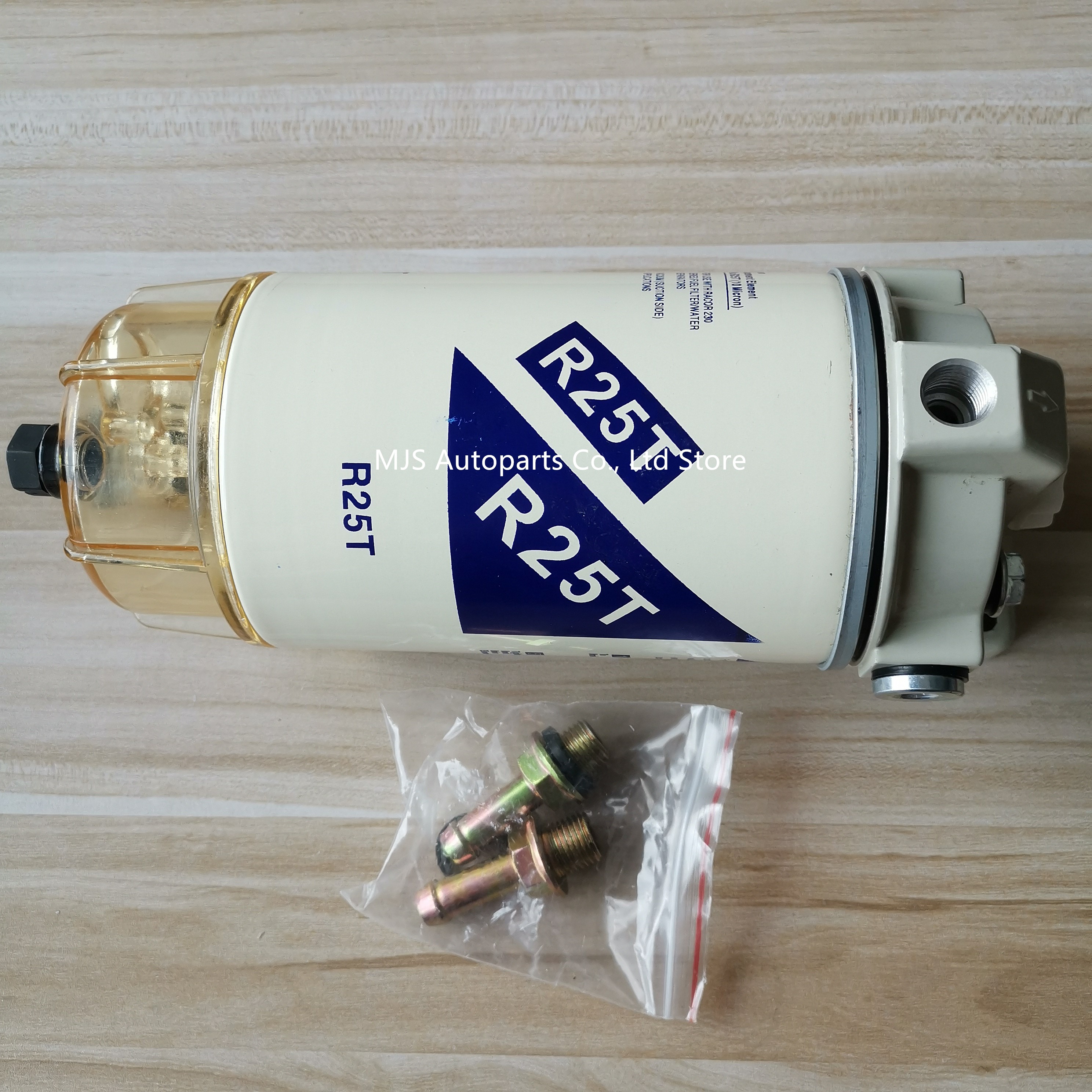 R25T 20998367 Fuel Filter Water Separator Assembly for Turbine Engine Marine Heavy duty truck trailer Mixer truck crane 20478263