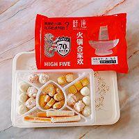 """鲜味减脂火锅#美食说出""""新年好""""#的做法图解2"""