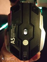 Good quality, the colors are like in the picture, it has 4 rgb effects, in size is a littl