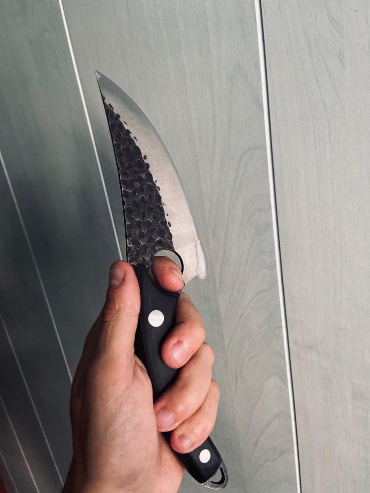 Skarde Viking Forged Knife - loomnova photo review