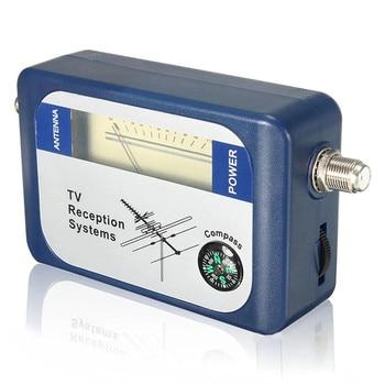 HD Digital Satellite Finder Signal Meter Combo Support DVB-T/T2 Sat Finder Meter For Satellite TV Receiver DVB T2 TV Tuner satlink ws 6980 dvb s2 dvb t t2 dvb c combo 7 inch hd lcd screen digital satellite meter spectrum analyzer constellation finder