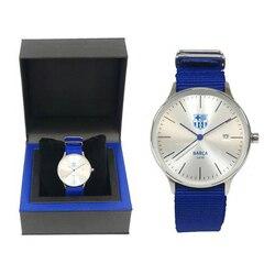 Męski zegarek F.C. Barcelona niebieski