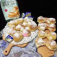 蝴蝶结面包的做法图解13