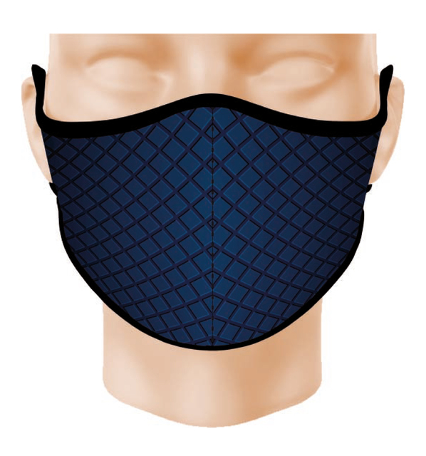 Face mask Neoprene Higienica Reusable Antivirus