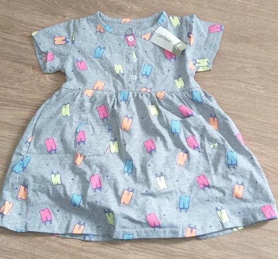 Vestidos Meninas Infantis Outono
