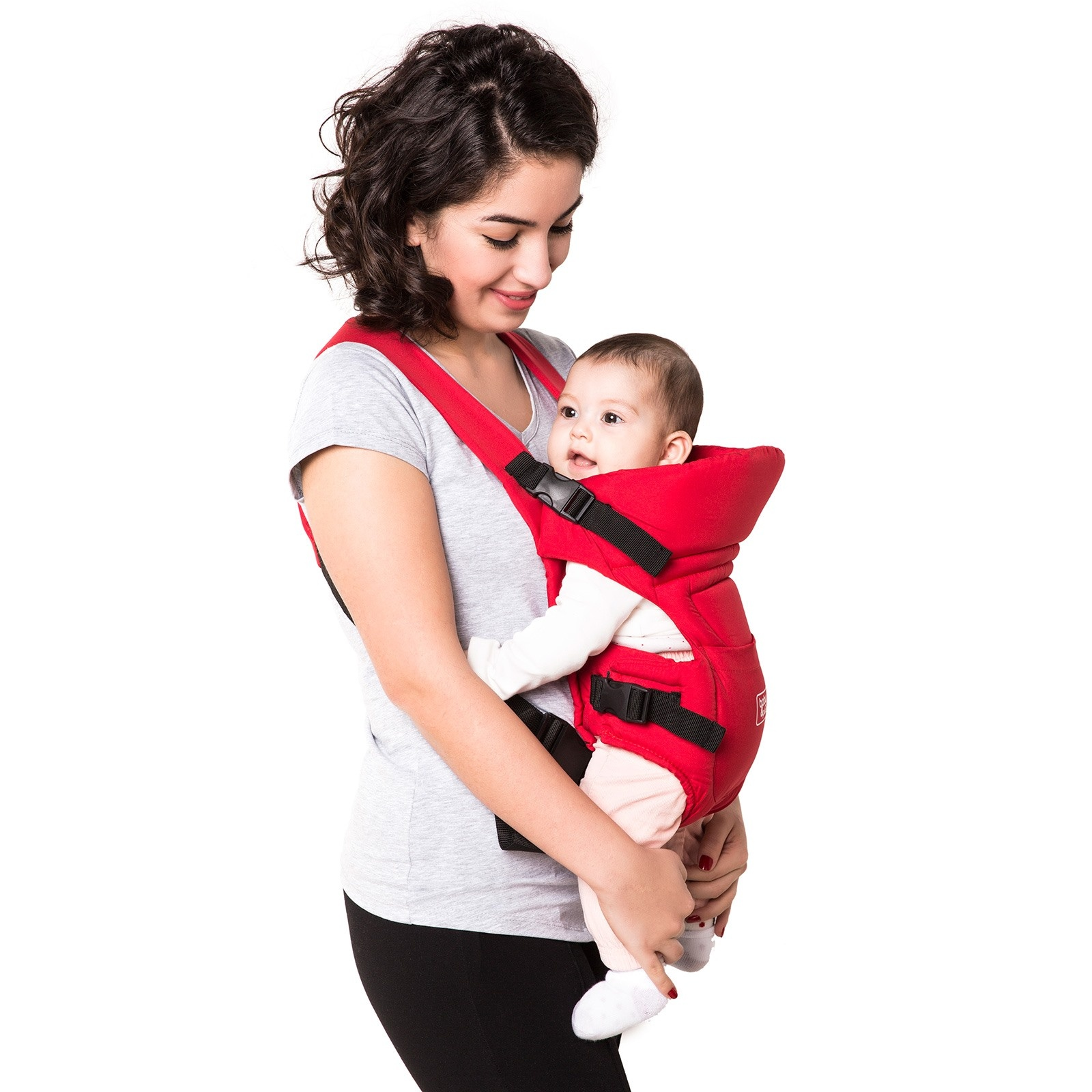 Ebebek Baby&plus Balance Comfortable Baby Kangaroo Carrier Ergonomic Baby Carrier Sling Hipseat Baby Carries Sling For Newborns