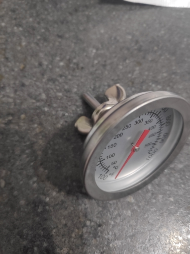 Circle Multimedia Kitchen Metal Meat Thermometer photo review