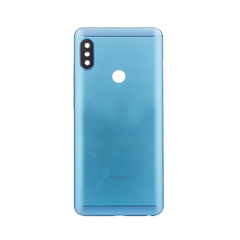 Original Blue Color Battery Back Cover For Xiaomi Redmi Note 5 Pro