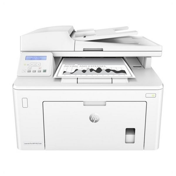 Multifunction Printer Hewlett Packard M227SDN 28 Ppm USB Ethernet LAN WIFI
