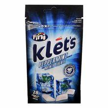Klét's Fini Peppermint 28 gum Mint flavor Strong