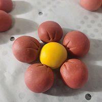 送你一朵小红花,来年多喜乐的做法图解4