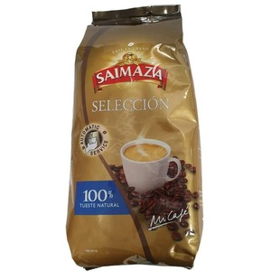 Saimaza selection coffee beans 100% natural 1kg