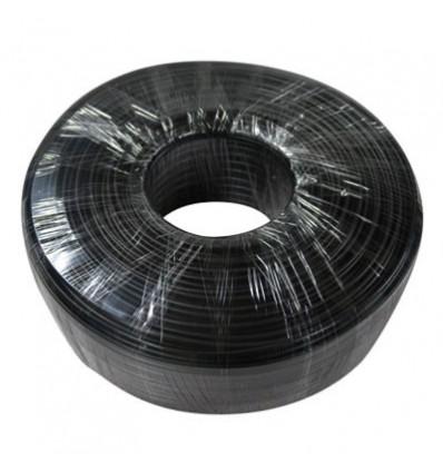 Roll 200m Cord RG59 PVC CCA BLACK (75-3) PFM931