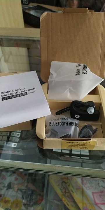 Портативная рация, беспроводная гарнитура, PTT, Bluetooth наушники с микрофоном, разъем M, беспроводные наушники, свободные руки, для Moto Ham Station