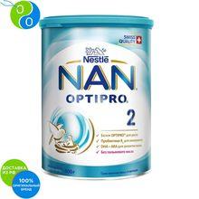 НАН 2 Оптипро сухая молочная смесь 400г