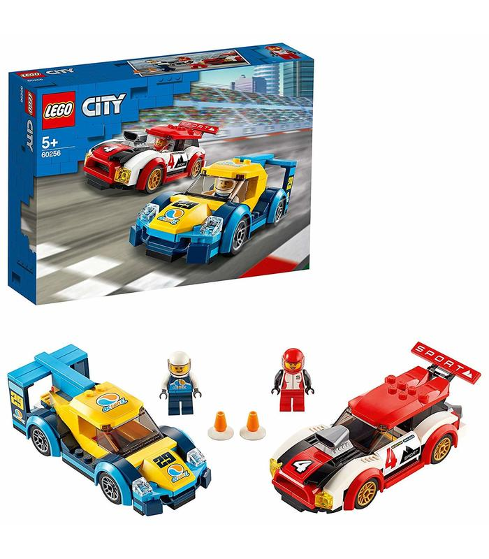 Lego 60256 Racing Car Toy Store