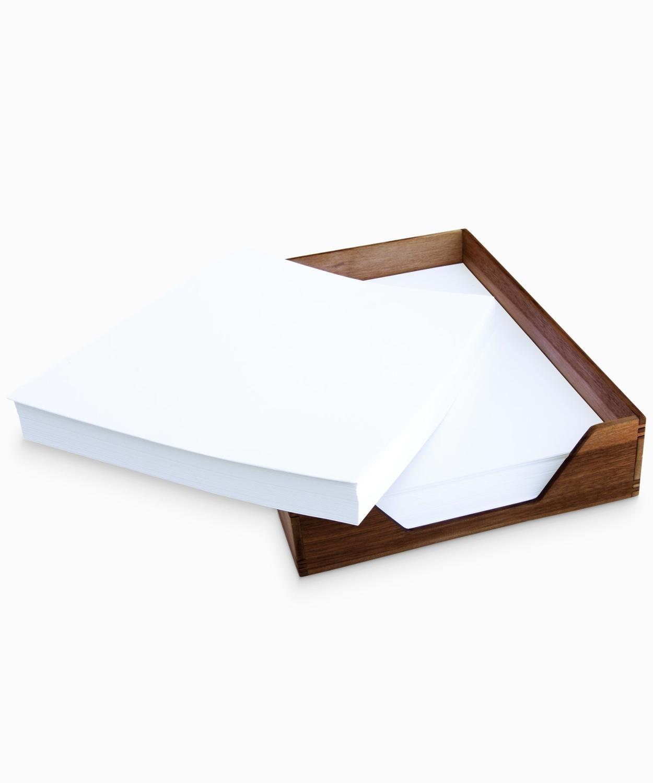 Reka - Paper Tray - WOODSAKA