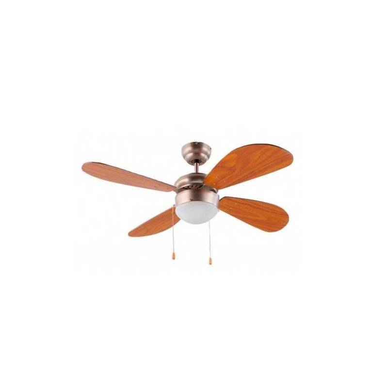 Ceiling Fan With Light Group FM VT-105 50W