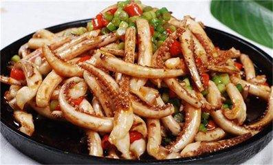海产品鱿鱼所具有的营养价值以及养生功效-养生法典