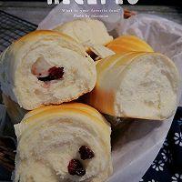一次发酵蔓越莓小面包 | 超松软的做法图解10