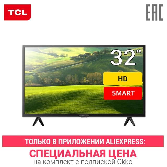 """Телевизор 32"""" TCL L32S6400 HD Smart TV"""