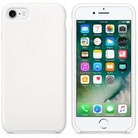Силиконовый чехол Silicone Case для iPhone 7 / 8
