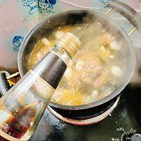 西红柿裙带菜鱼丸汤的做法图解8