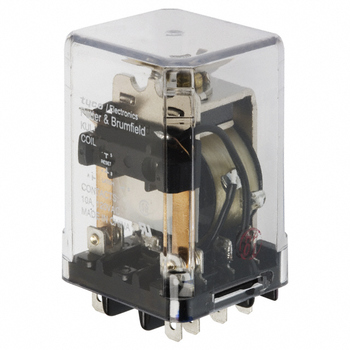 цена на KUL-11D15D-12 General Purpose Relay DPDT (2 Form C) 12VDC Coil Socketable KUL11D15D12