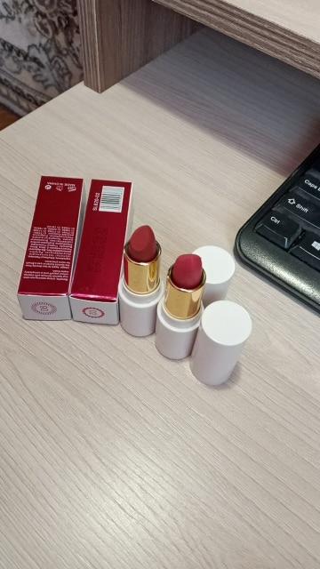 SACE LADY 9 Colors Lips Makeup Waterproof Silky Matte Lipstick Long Lasting Moisture Lipstick Matte Red Lip stick Cosmetic reviews №1 200811