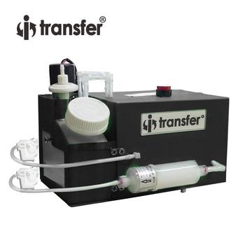 External Circulation Box White Ink Circulation System Device Stirring  Pump for DTF Printer  l1800 l805 1390 1
