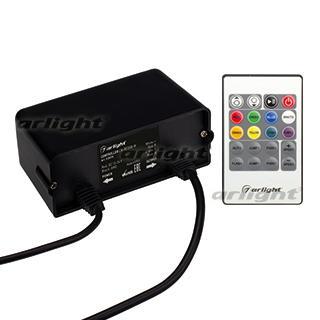 015070 Controller LN-RF20B-W (12/24 V, 144/288 W, REMOTE CONTROL 20kn) [plastic] Box-1 Pcs ARLIGHT-Управление Light/Lot COMFOR ~ 84