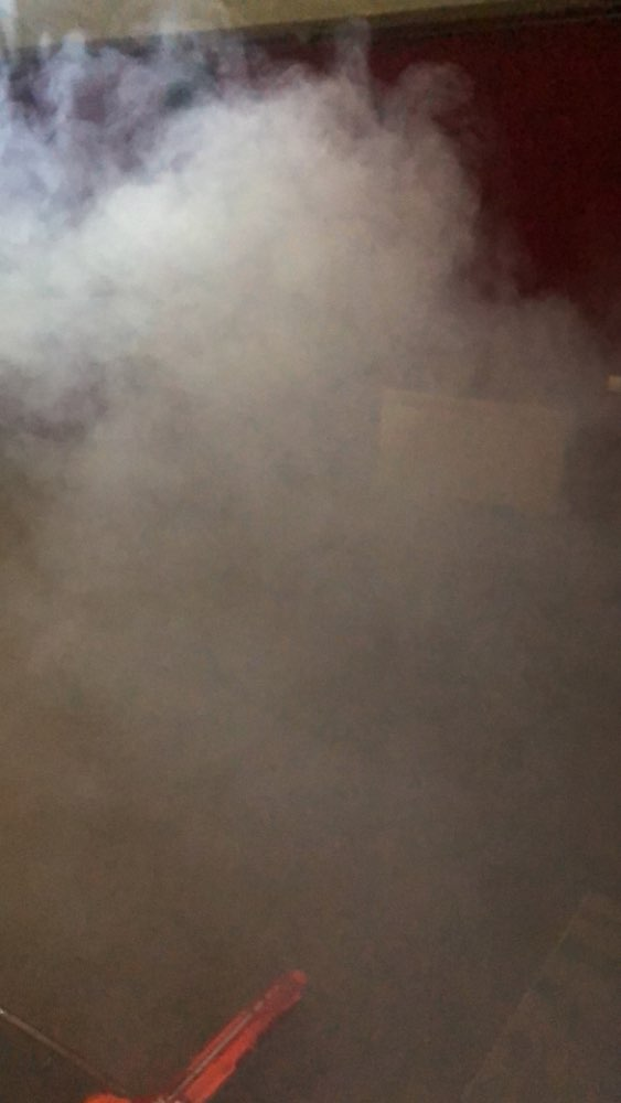 -- Fumaça Fumaça Máquina