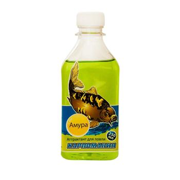 Attraction for catching Amur 250 ml carpomania
