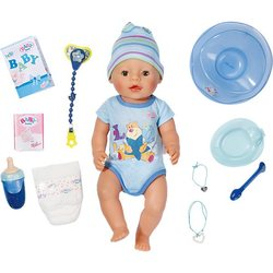 Interactieve pop, 43 cm geboren BABY