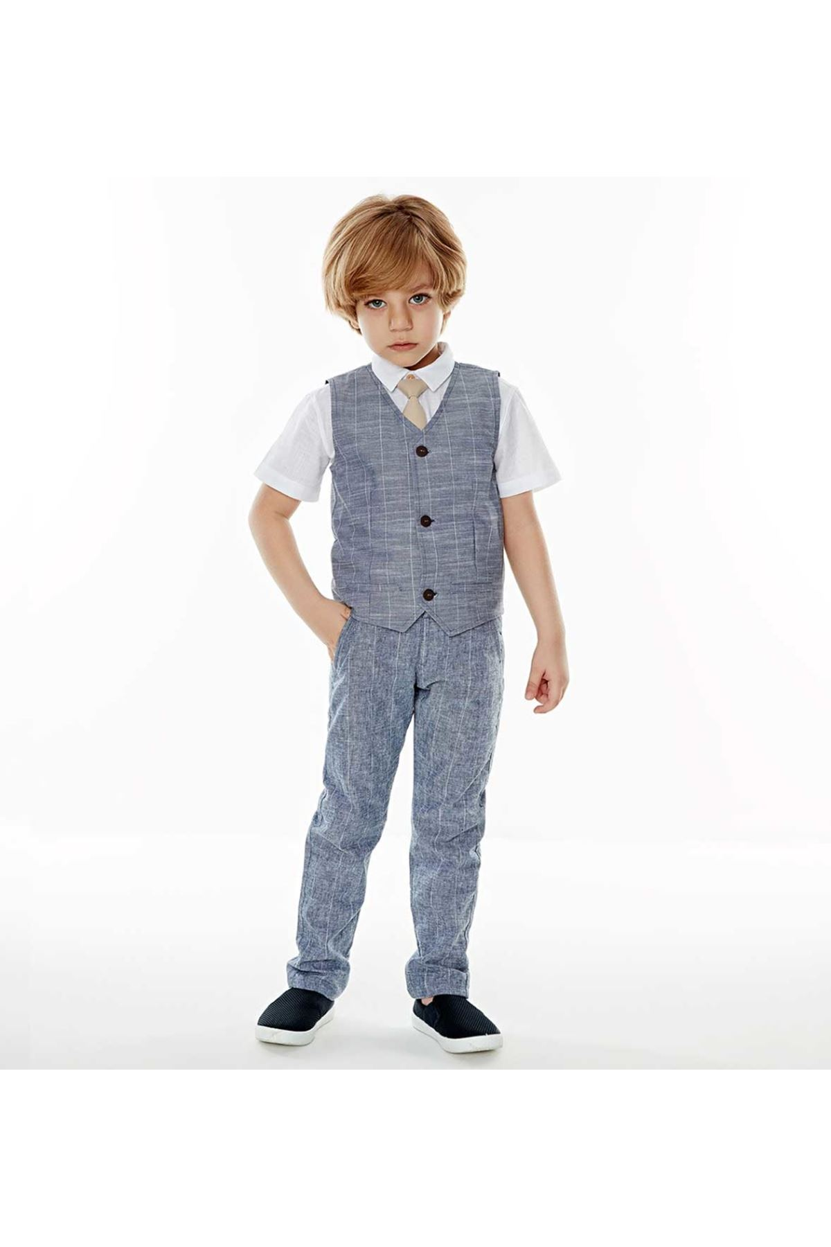 Wonder Kids Boys Pants 010-7262-011
